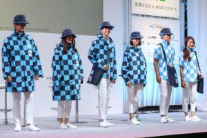 東京オリンピックのユニフォーム